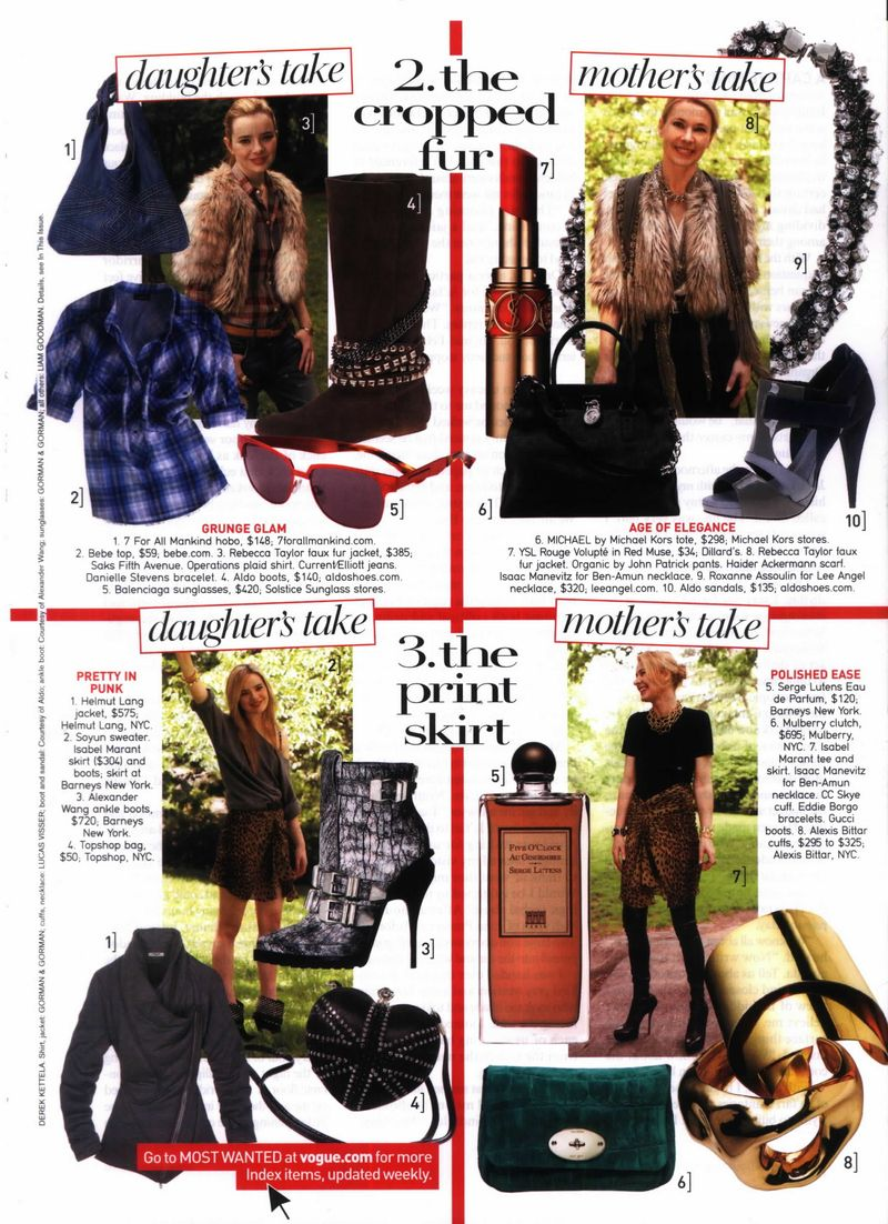 August 2009 Vogue Pictures - Page 2