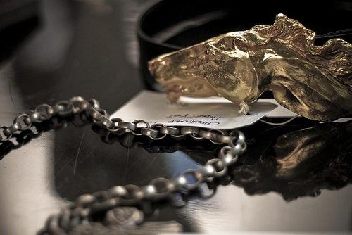 Cr horse belt