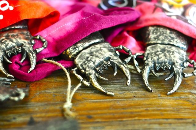 Beetle trio