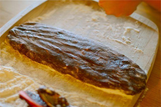 Chocolate loaf