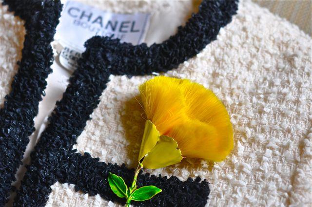 Chanel close up