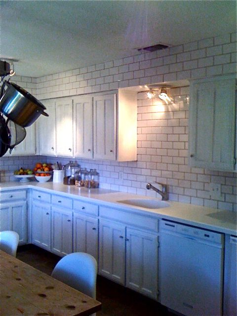 Atlantis Home: KITCHEN UPDATE VIA MY IPHONE on kitchen ideas with quartz, kitchen ideas with stainless steel, kitchen ideas with tile, kitchen ideas with white appliances,