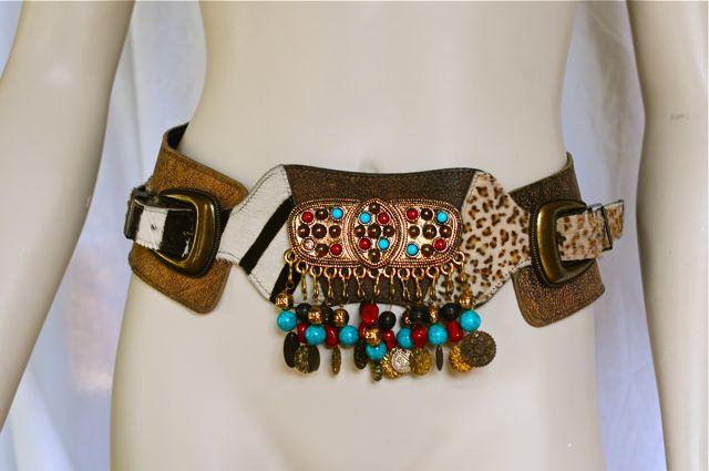 Belt beads
